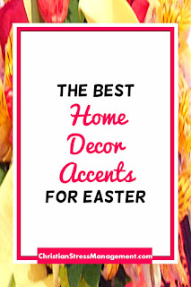 The best home decor accents for Easter