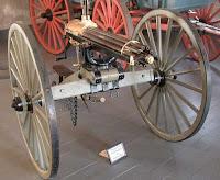 La mitrailleuse Gatling