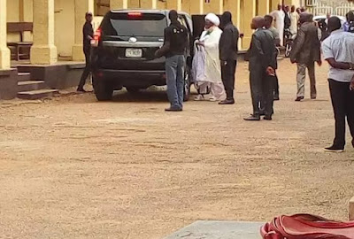 Murder Charge: Zakzaky taken to court amid tight security