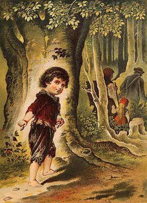 435px Offterdinger Hansel und Gretel %25281%2529 - A verdadeira história por trás dos contos infantis