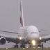 Δραματική προσγείωση αεροσκάφους της Emirates στο Άμστερνταμ (video+photo)