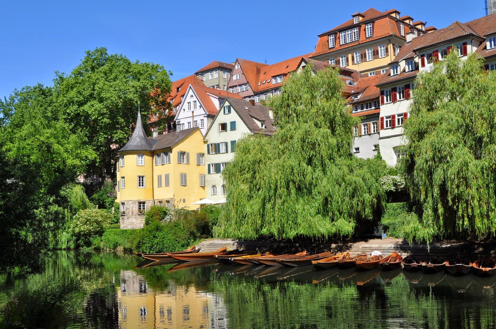 fotos de casas en Tubingen