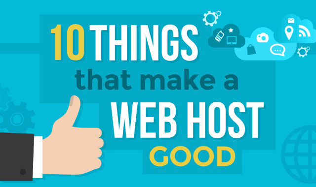 What Makes A Web Hosting Good?