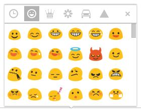 Emoji Gmail Terbaru