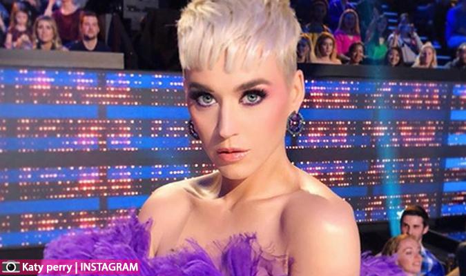 كاتي بيري تبكي لهذا السبب في American Idol