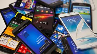 Pasar Gadget Global Dikuasai Smartphone China