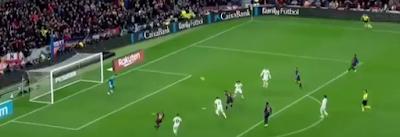 كلاسيكو برشلونى بامتياز:برشلونة يضرب ريال مدريد بخماسية