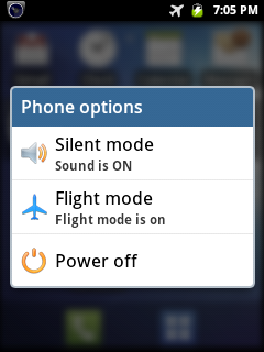 Charge Phone Faster in Airplane Mode