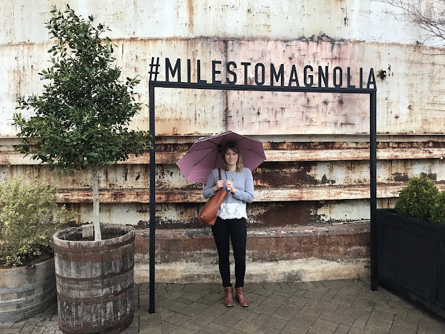 girls trip to the silos