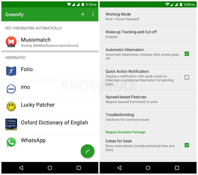 Greenify Apk Free Download