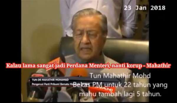 Protes UndiRosak Dilakukan penyokong PH yang menyampah Mahathir di calon sebagai PM