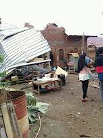 Puluhan Rumah Warga di Praya Timur Loteng, Rusak Diterjang Puting Beliung