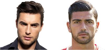 model potongan rambut pria keren terbaru