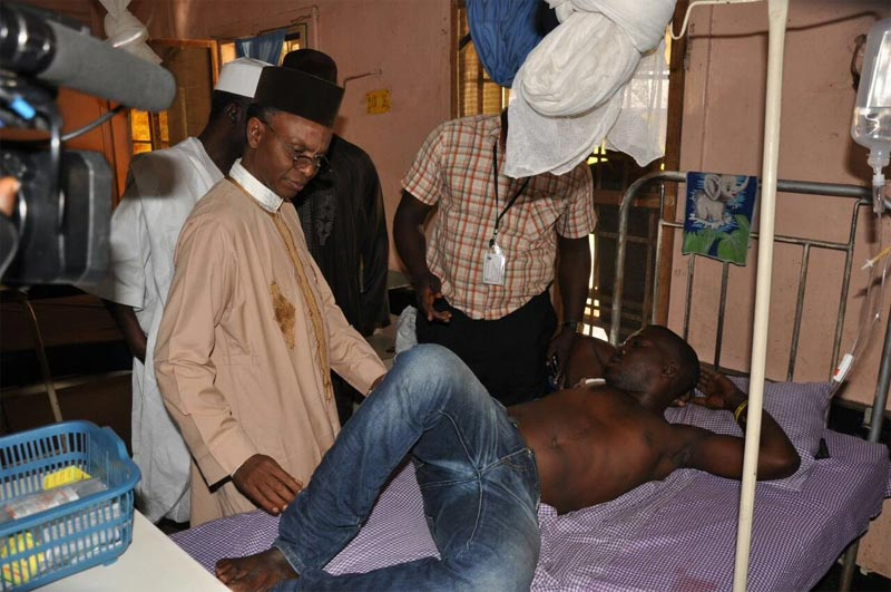 Muslim youths attack carpenter in Kaduna for not fasting during Ramadan