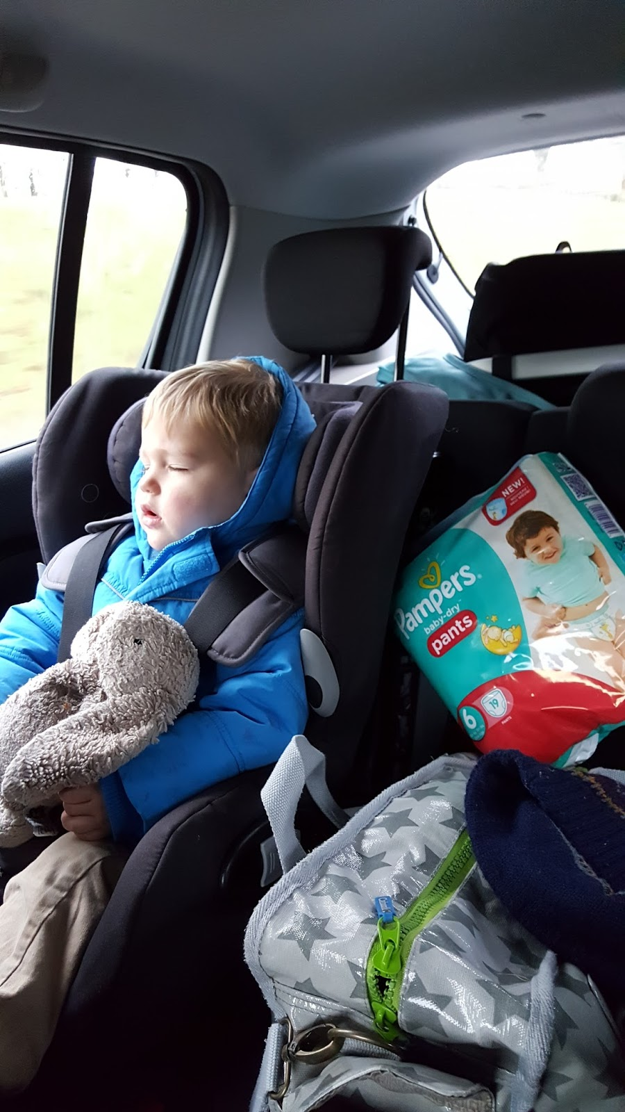 12 Hours In Pampers Baby Dry Nappies The Yorkshire Dad