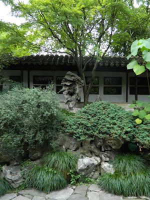 Lingering Garden Suzhou China by garden muses-not another Toronto gardening blog
