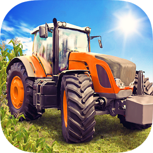 Download Farming Pro 2016 v1.8 Full Game Apk
