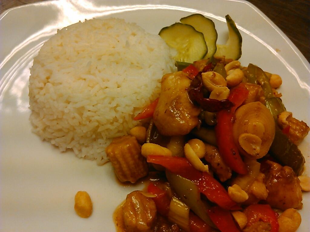 thailand mat recept