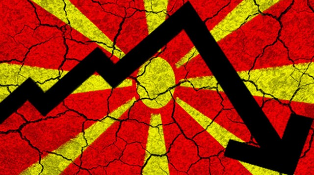 Significant decrease in the average net wage in Macedonia
