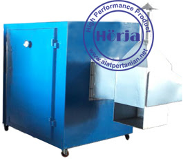 Pengering Briket Arang ( Box Cabinet )