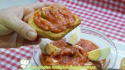 Cómo hacer una ensalada de tomate muy fácil y deliciosa