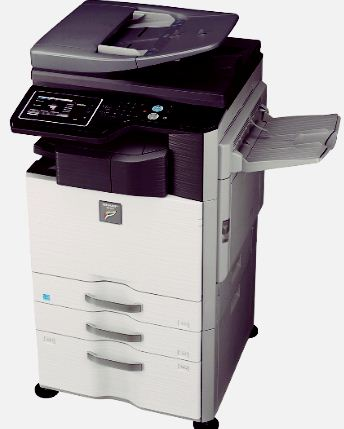 Sharp DX-C400FX Printer PCL6 PS Driver (2019)