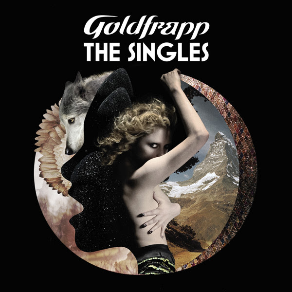 Goldfrapp - The Singles  Cover