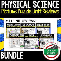 PHYSICAL SCIENCE Test Prep, PHYSICAL SCIENCE Test Review, PHYSICAL SCIENCE Study Guide