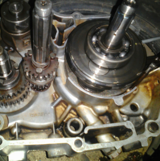 Apa Itu Overhaul Enjin Cakap Pomen Motor