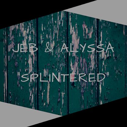 jeb and alyssa abusive relationship in splintered novel