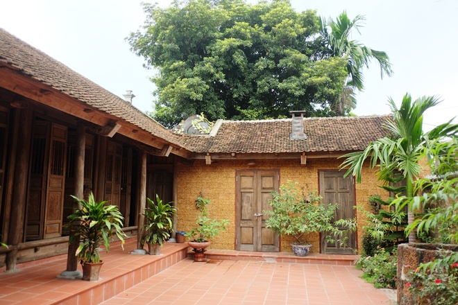 Nhà cổ Đường Lâm thu hút du khách vào dịp cuối tuần
