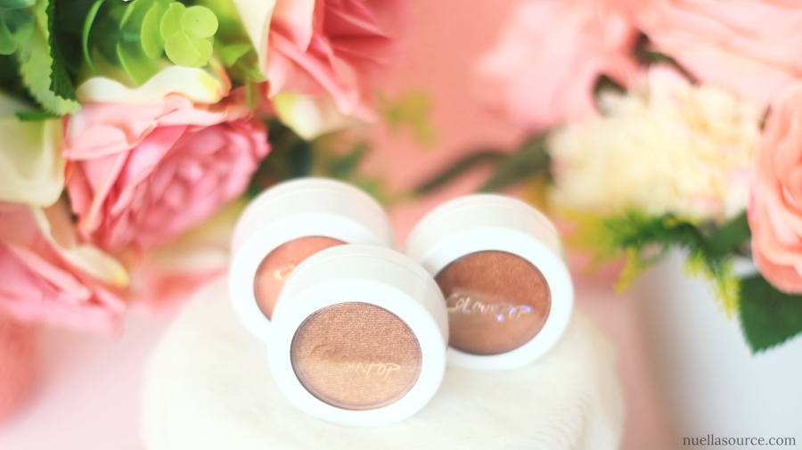 Colourpop super shock highlighters