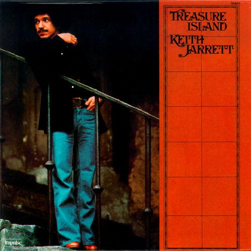 Mood du jour Treasure Island Keith Jarrett