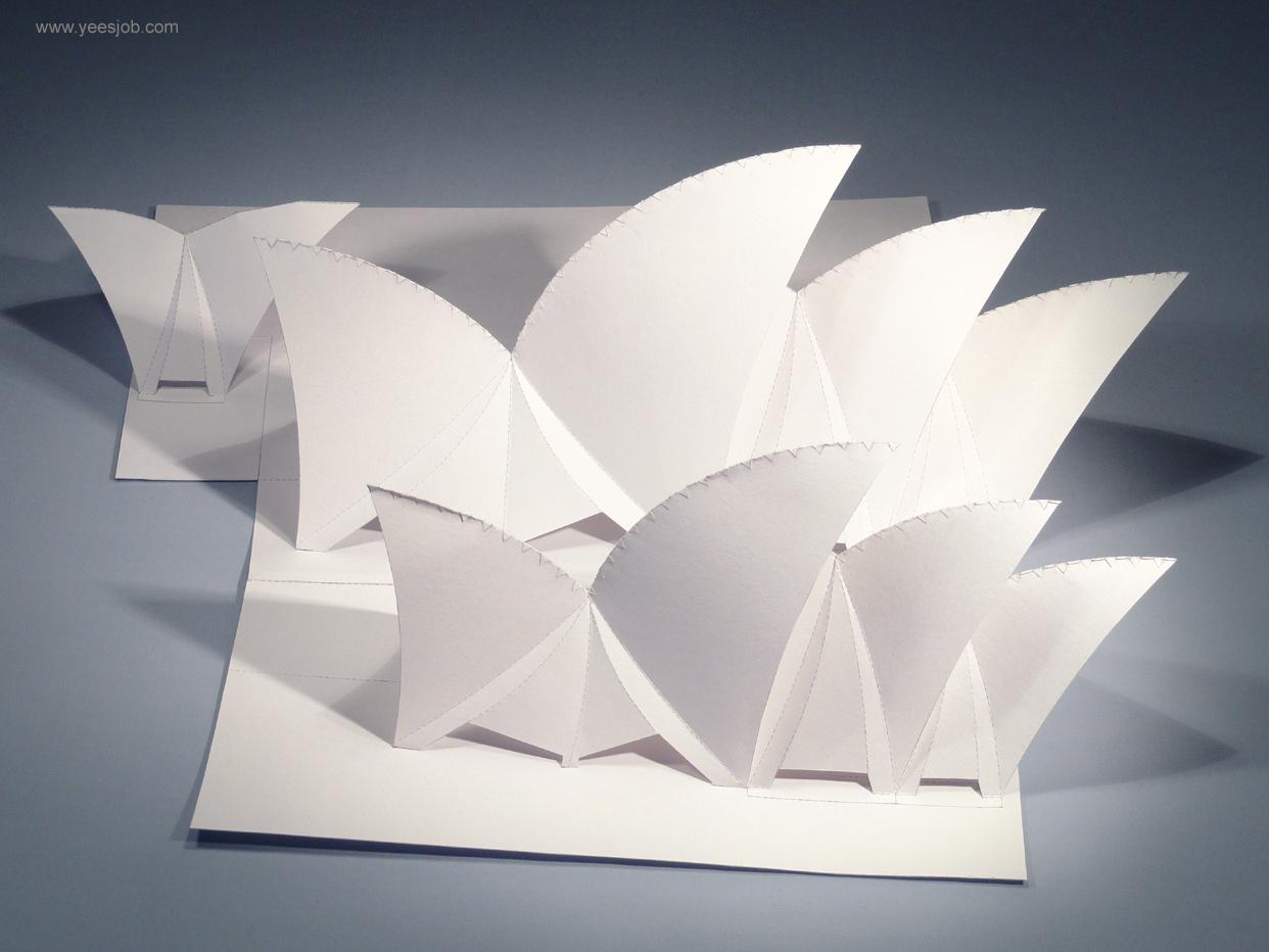 Origami Man Swatter | PapercraftSquare.com | 932x1242