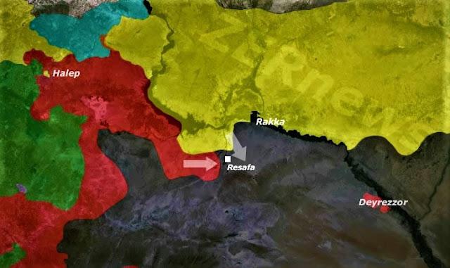 DSG Suriye Ordusu nun Deyrezzor yolunu kesmeye hazırlanıyor