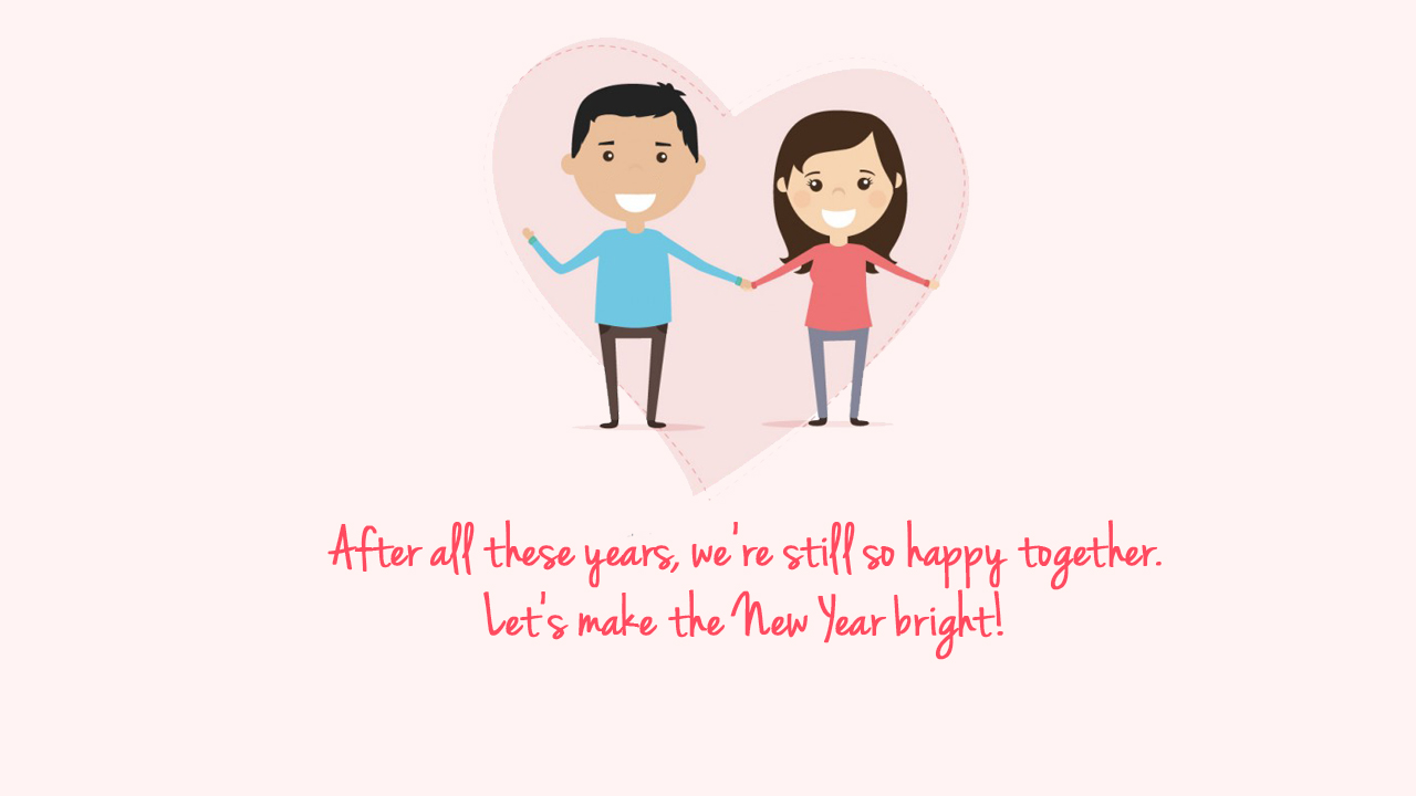 Happy New Year Wishes For Lover | 2018 Wishes For Boyfriend ...
