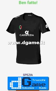 Soluzioni Indovina maglia calcio Italia livello 42