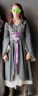 LotR: Arwen chase scene dress by Kayla