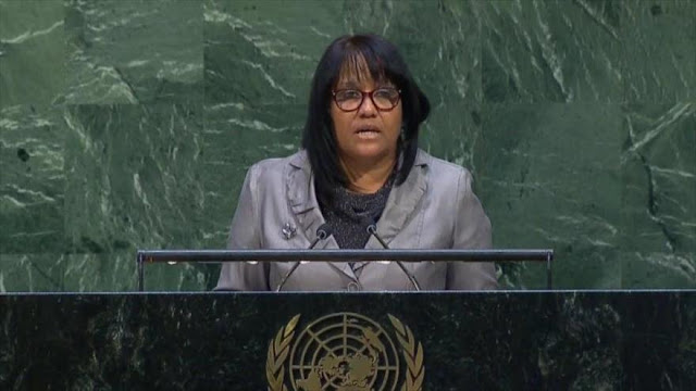 Cuba denuncia ante ONU salida de EEUU del pacto nuclear con Irán
