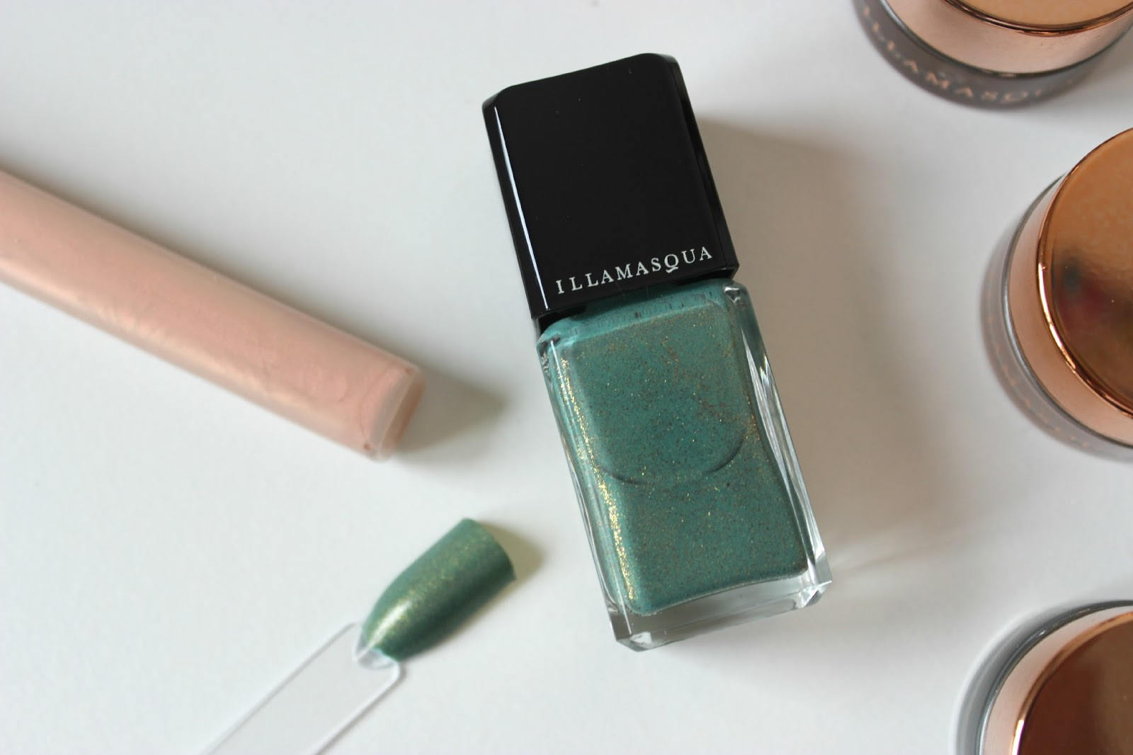 A picture of Illamasqua Melange Nail Varnish