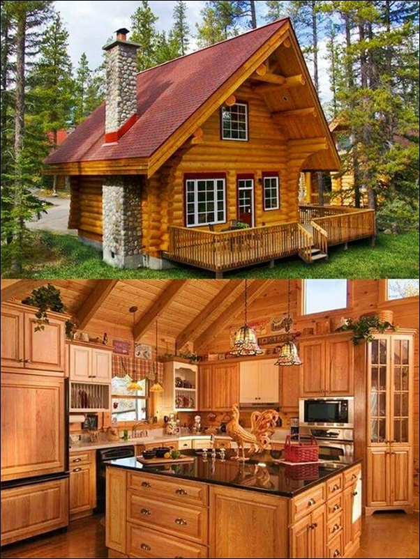 foto casa madeira rustica 25