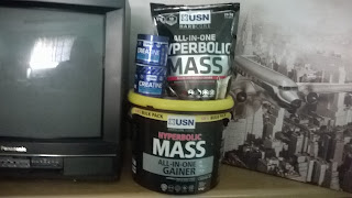 mass gaining supplements