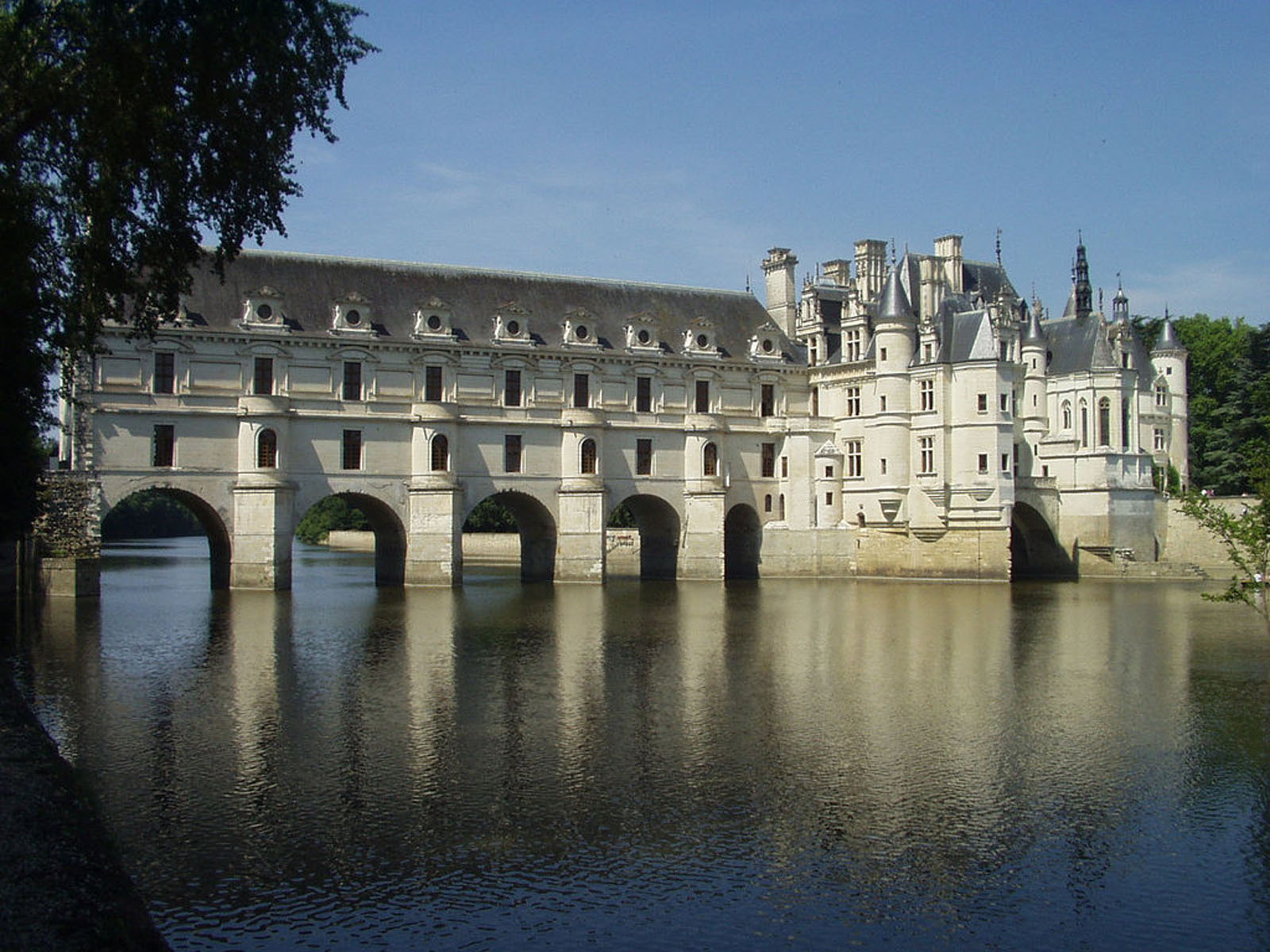 Chenonceau Central France
