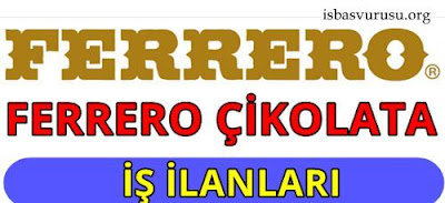 ferrero-is-ilanlari