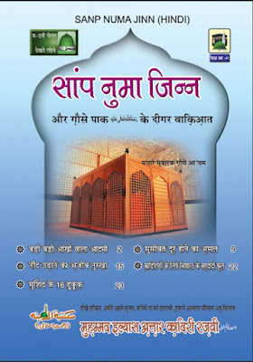 Download: Sanp Numa Jinn pdf in Hindi by Maulana Ilyas Attar Qadri