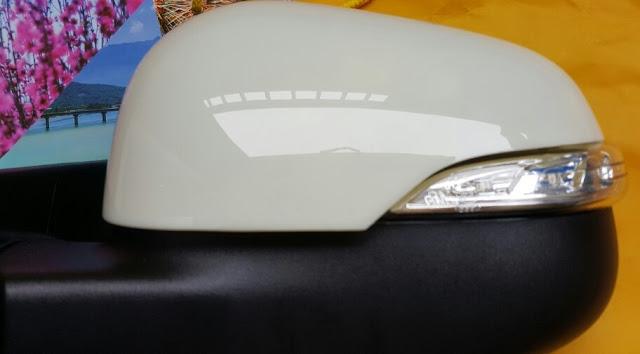 Gương chiếu hậu chỉnh điện Spark M300 có xi nhan chính hãng GM