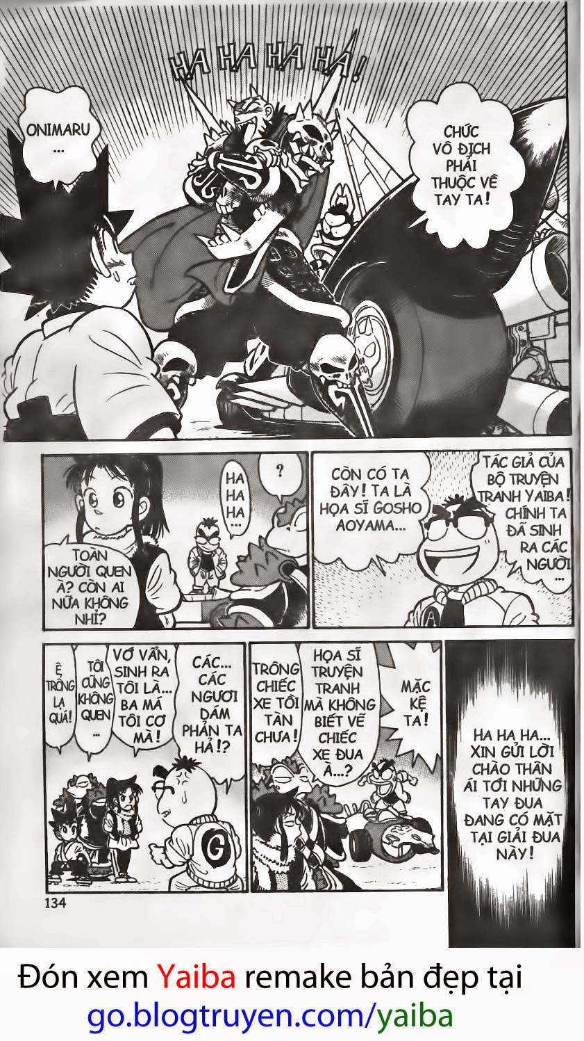 Yaiba chap 173 - phụ lục trang 11