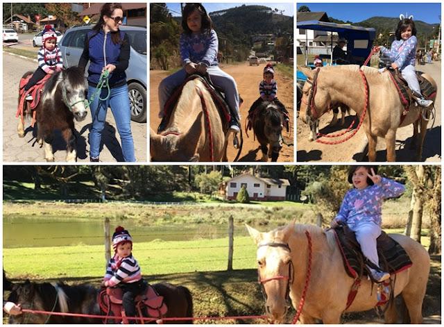 passeio a cavalo em Monte Verde