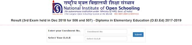 NIOS DLE Result: has released the third DLE test result (NIOS RESULT)