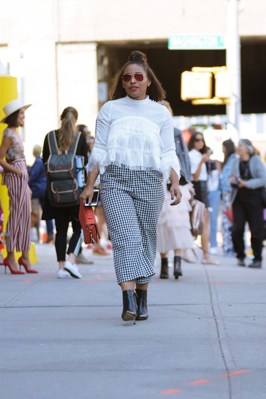 New york fashion week, fashion week, nyfw, nyfw 2017, spring/summer 2018, bloggers, nephew streetstyle
